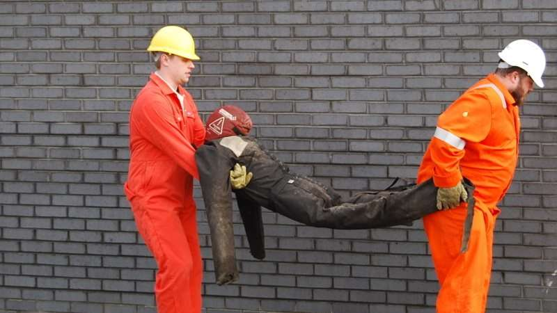 Manual handling refresher course photo
