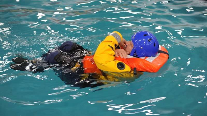GWO Sea Survival Refresher Training Course photo